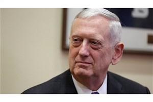 مخالفت «متیس» با درخواست ترامپ برای «تحمیل هزینه» به ایران و روسیه در سوریه