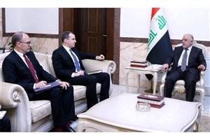 تاکید نماینده ترامپ بر ادامه حمایت از عراق در جنگ علیه تروریسم