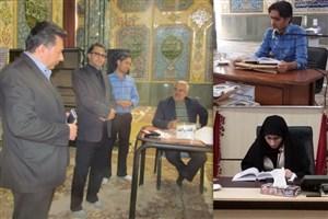 رقابت دانشگاهیان واحد بناب در بخش شفاهی بیست و دومین دوره مسابقات سراسری قرآن و عترت