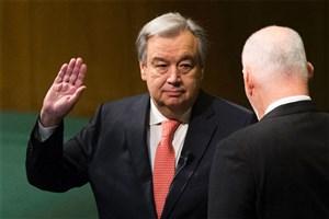 تبریک رئیس سازمان ملل به بشار اسد!