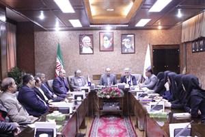 اولین شورای تربیت بدنی استان تهران برگزار شد