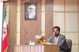 جشن عید مبعث در دانشگاه آزاد اسلامی لنجان