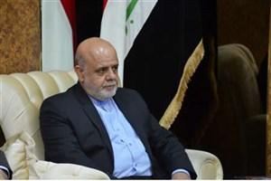 دیدار سفیر جدید ایران با حیدرالعبادی در عراق