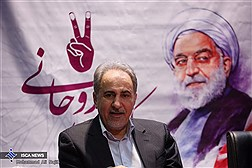 نشست خبری ستاد فرهنگیان دکتر روحانی