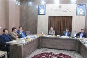 برگزاری انتخابات تشکل اسلامی سیاسی در واحد بهشهر
