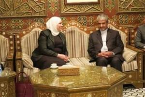 سفیر جدید ایران وارد سوریه شد