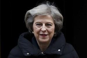 دیدار ترزا می با مسئولان ارشد اتحادیه اروپا درباره بریگزیت