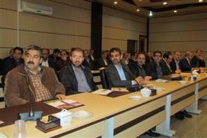 برگزاری کارگاه آموزشی پیشگیری از اعتیاد برای اساتید و کارکنان واحد بناب