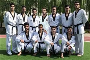 ترکیب تیمملی تکواندو  اعزامی به بازیهای کشورهای اسلامی مشخص شد