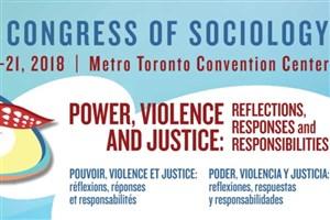 مشارکت دانشکده علوم اجتماعی دانشگاه تهران در کنگره انجمن جامعهشناسی کانادا