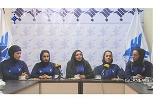 گفتگوی نوروزی تیم وشو دانشگاه آزاد اسلامی