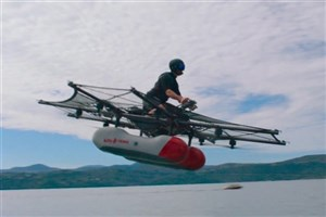 موسس گوگل خودروی پرنده میسازد