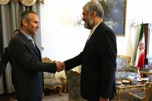 تاکید سرمدی بر گسترش روابط ایران با اسلوونی