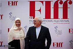 در حاشیه ی اختتامیه ی سی و پنجمین جشنواره ی جهانی فیلم فجر