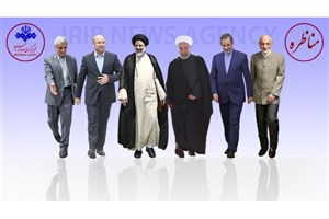 تا دقایقی دیگر اولین مناظره انتخاباتی آغاز می شود/ورود همه نامزدها به رسانه ملی