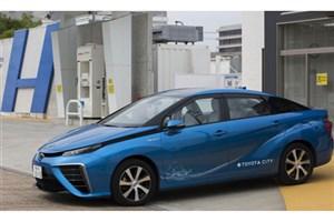 برنامه تویوتا برای توسعه خودروهای هیدروژنی در چین