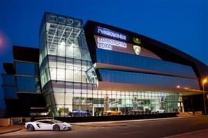 بزرگترین مرکز فروش لامبورگینی جهان در دبی