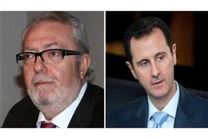 رای عدم اعتماد به رئیس مجمع پارلمانی شورای اروپا به خاطر دیدار با اسد