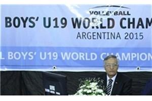 فدراسیون جهانی والیبال بازهم از درخشنده دعوت کرد