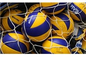 والیبال قهرمانی امیدهای آسیا در اردبیل برگزار می شود