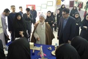 نمایشگاه پرورش خلاقیت و رباتیک در واحد بابل برگزارشد