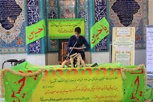 برگزاری بخش شفاهی بیست و یکمین دوره مسابقات سراسری قرآن و عترت در واحد مرودشت