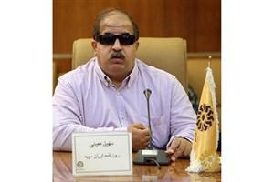 تهران در دسترس معلولان نیست
