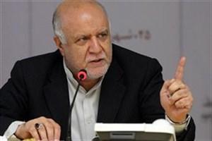 زنگنه : ممکن نیست تولید نفت ایران در اوپک کاهش پیدا کند