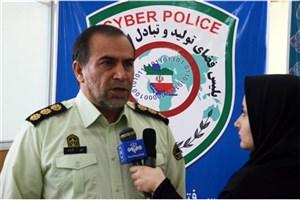 دستگیری 13 نفر از باند جرایم اینترنتی در زنجان/از متهمان 510 میلیارد ریال وجه نقد توقیف شد