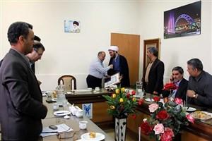 برگزاری مراسم تودیع و معارفه مدیران فرهنگی دانشگاه آزاد اسلامی سبزوار
