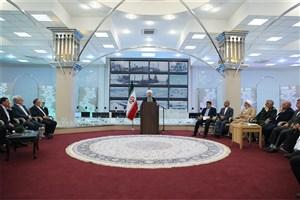 رئیس جمهوری:  پالایشگاه ستاره خلیج فارس نماد برادری ، همکاری و تعامل در ایران اسلامی است