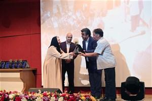 مراسم اختتامیه جشنواره فیلم و عکس صنعتی برگزار شد