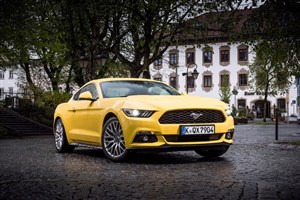 فورد موستانگ پر فروش ترین خودروی اسپرت جهان شد