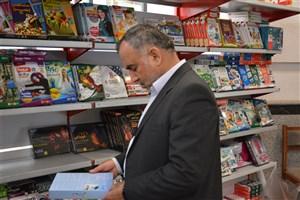 برگزاری نمایشگاه نرم افزار به مناسبت هفته معلم در دانشگاه آزاد اسلامی واحد بندرانزلی