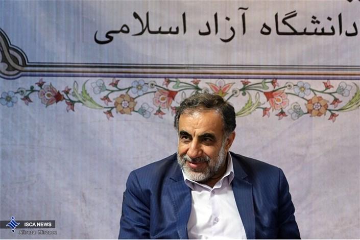 جلسه هیات ممیزه مرکزی دانشگاه آزاد اسلامی با حضور دکتر نوریان