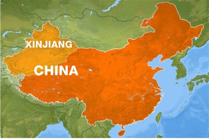 نقشه چین