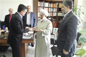 مسئول جدید بسیج استادان دانشگاه آزاد اسلامی بابل معرفی شد