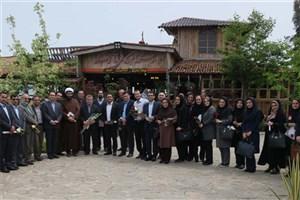 برگزاری اردوی فرهنگی و کارگاه هم اندیشی استادان در واحد رامسر