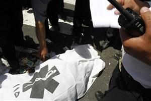 قتل زن جوان ، هنگام فرار با ماشین حامل هروئین با شلیک پلیس