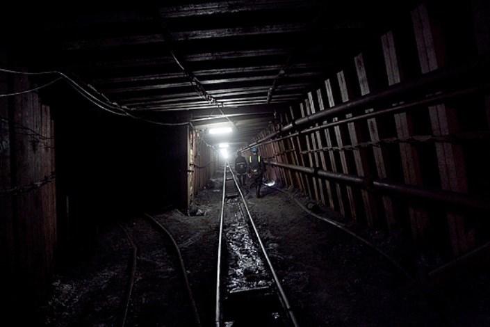 انفجار در معدن زغال سنگ