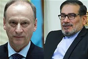 تماس تلفنی دبیر شورای امنیت ملی روسیه با شمخانی درباره سوریه