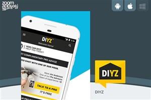 برنامه DIYZ: راهنمای ویدیویی برای تمام امور فنی و برقی خانه - زوم اپ