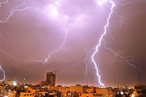 هشدار سازمان هواشناسی  برای  رگبار و وزش باد شدید در برخی استان ها