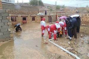 امدادرسانی 4 روزه به بیش از 1200 سیلزده/ تخلیه آب از 129 واحد مسکونی