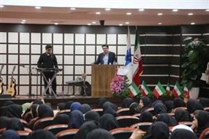 مراسم بزرگداشت روز جهانی ماما به میزبانی دانشگاه آزاد اسلامی کرمان برگزار شد