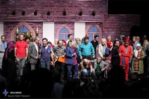 مهشاد مخبری و علیرضا کی منش بهترین بازیگران جشن خانه تئاتر شدند
