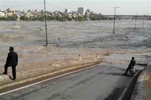تخصیص  30 میلیارد تومان خسارت برای سیل خوزستان