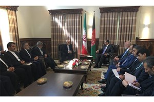 تاکید ظریف بر مبارزه با گروه های تروریستی