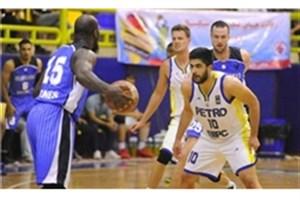 تیم بسکتبال دانشگاه آزاد اسلامی در رقابتی نزدیک شکست خورد