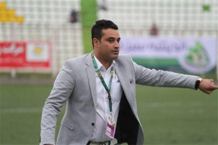 نظرمحمدی: سیاست گذاری باشگاه بقا در لیگ برتر است/ سپیدرود با 6 میلیارد بسته شده است